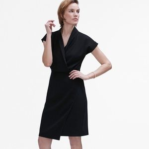 NWT MM.LaFleur Black Tory Dress Size 8